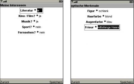 GUI   High Level UI Implementierung